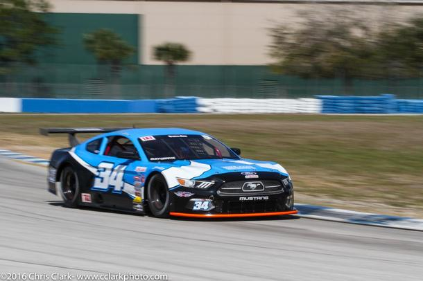 Tony Buffomante and Cliff Ebben secure pole positions in BIR Fast Five Qualifying