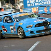 Capaldi Racing and Tony Buffomante Score Top 5 in Debut GTS Race