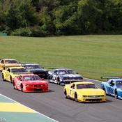 Dominant Performance Ends with 3 Laps to Go at VIR